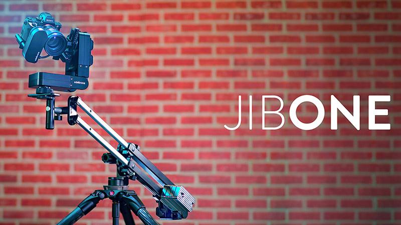 Edelkrone تطلق JibONE جيمي جيب صغير الحجم مع محرك الكتروني