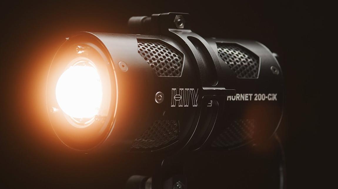 مجموعة HIVE CX-Series سلسلة جديدة من الإضاءة السينمائية بسعر منخفض