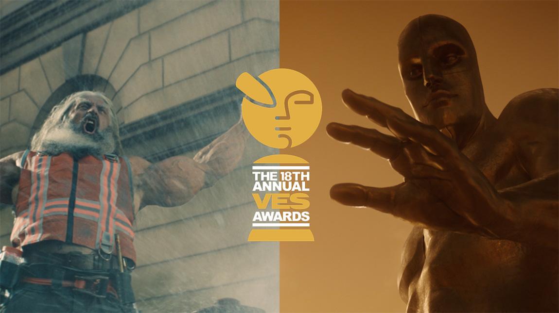الملك الاسد و ALITA يتصدران ترشيحات جوائز VES 2020 للمؤثرات المرئية