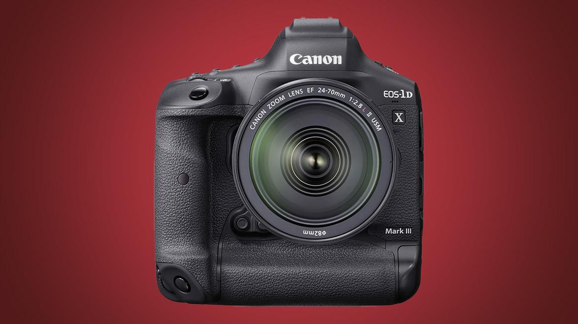 كانون 1DX Mark III كاميرا بتصوير فيديو 5.5K RAW بسرعة 60 اطار في الثانية