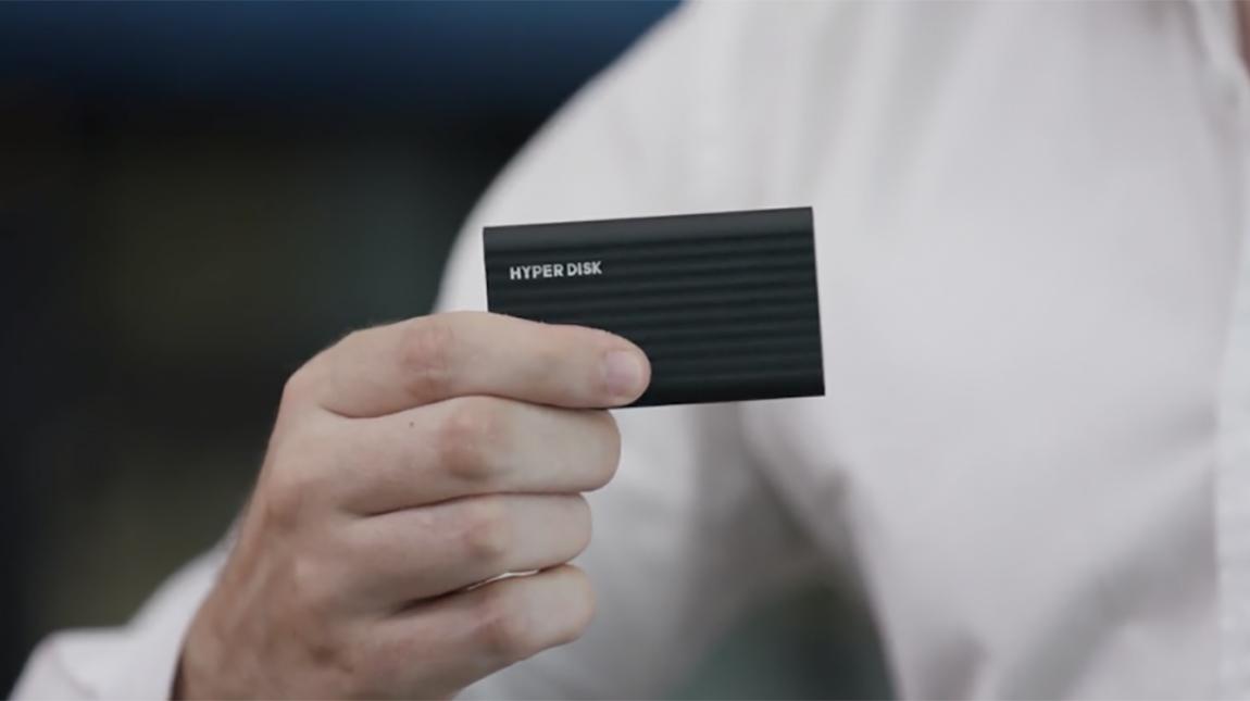HyperDisk وحدة تخزين SSD سريعة للغاية ورخيصة الثمن لصناع الافلام