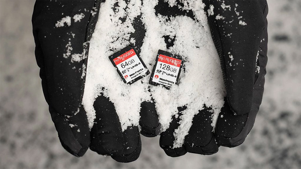 مانفروتو تطلق سلسلة Pro Rugged اقوى بطاقات ذاكرة تم تصنيعها حتى الآن