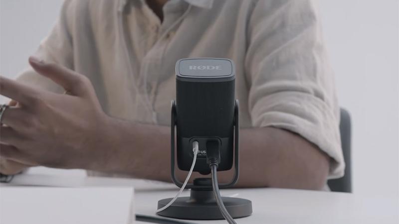الإعلان عن RODE NT-USB Mini ميكروفون كوندنسر بجودة تسجيل احترافية