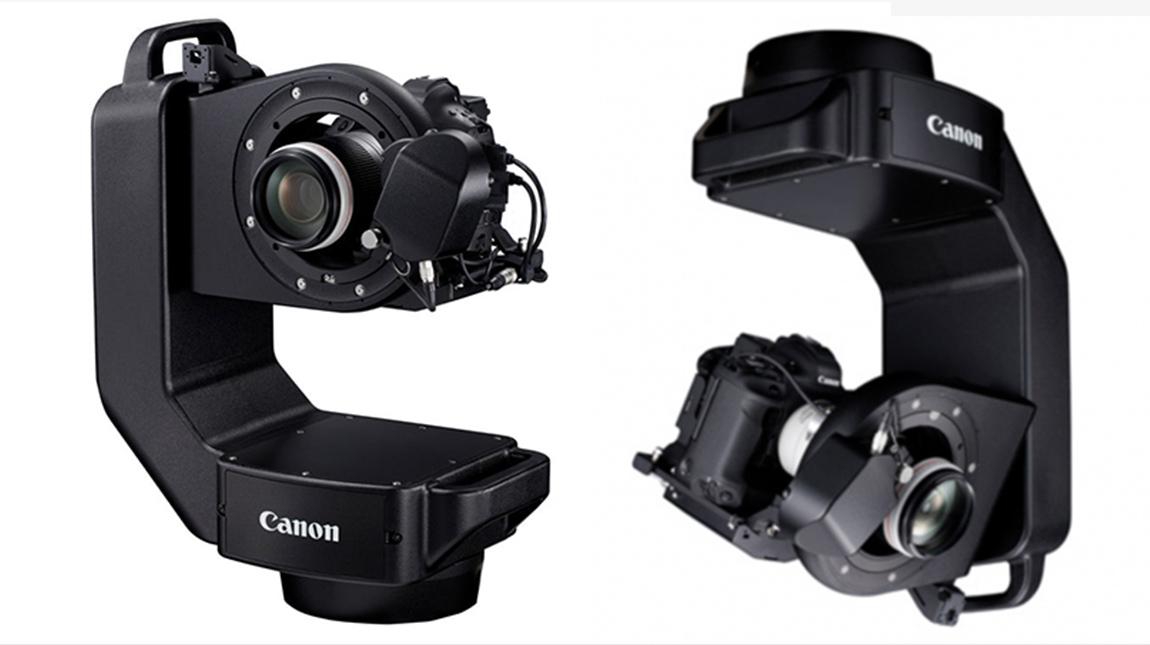 الإعلان عن CR-S700R نظام روبوت لكاميرات تصوير الفيديو والتصوير الفوتوغرافي من كانون