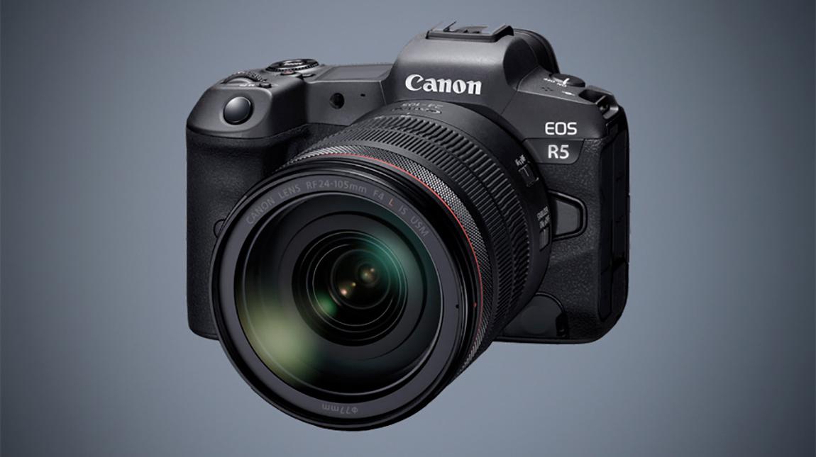 الاعلان عن Canon EOS R5 كاميرا ميرورليس فل فريم بتصوير 8K