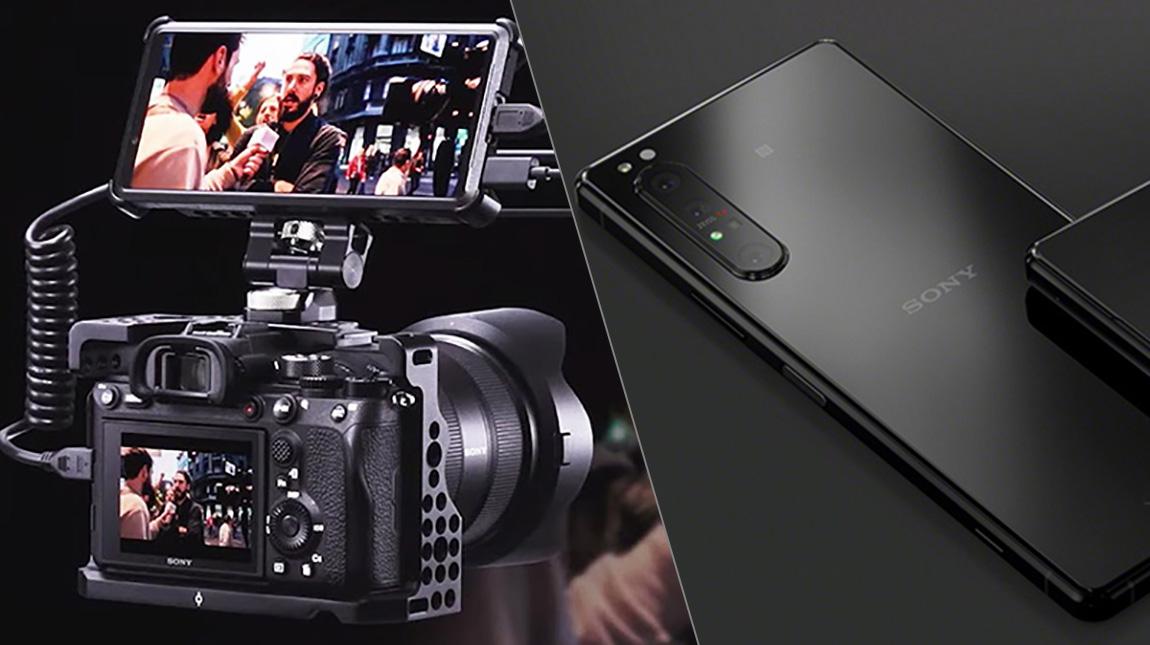 الإعلان عن Xperia 1 II و Xperia Pro بتقنية 5G من سوني CineAlta للمصورين وصانعي الافلام