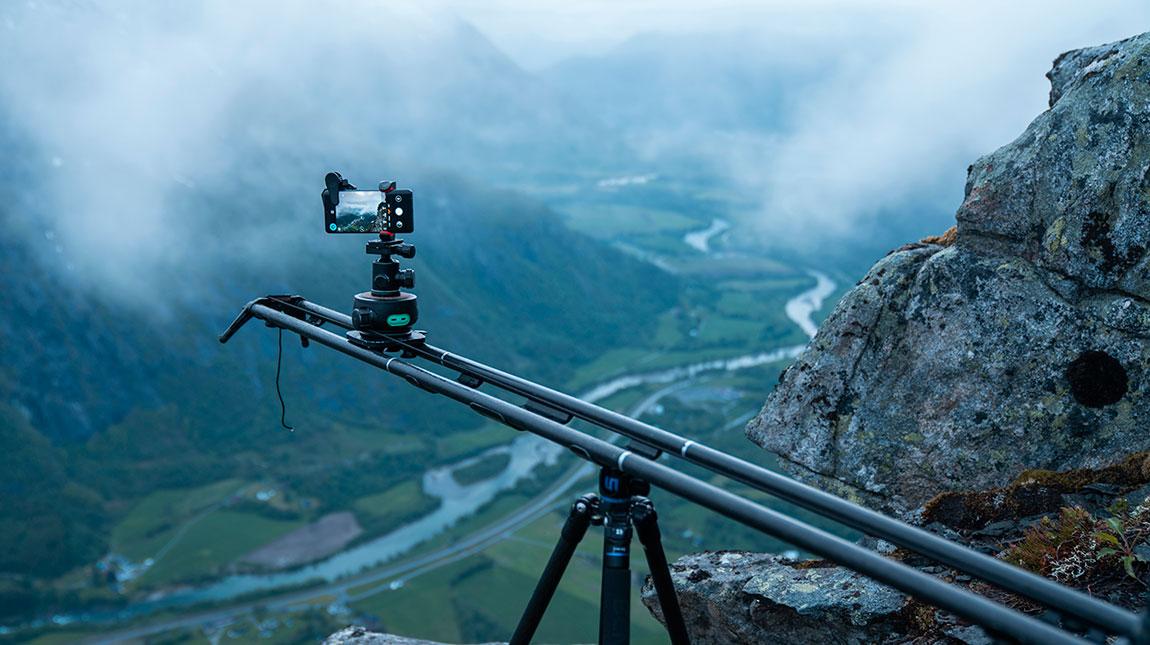 بالفيديو | مصور يتمكن من تصوير تايملابس مذهل باستخدام الهاتف الذكي