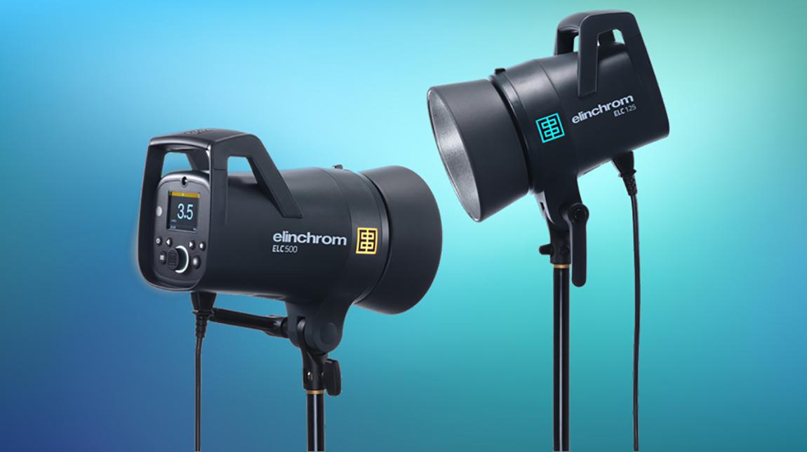 الاعلان عن ELC Monolight اضاءة فلاش بميزات احترافية للتصوير الفوتوغرافي من Elinchrom