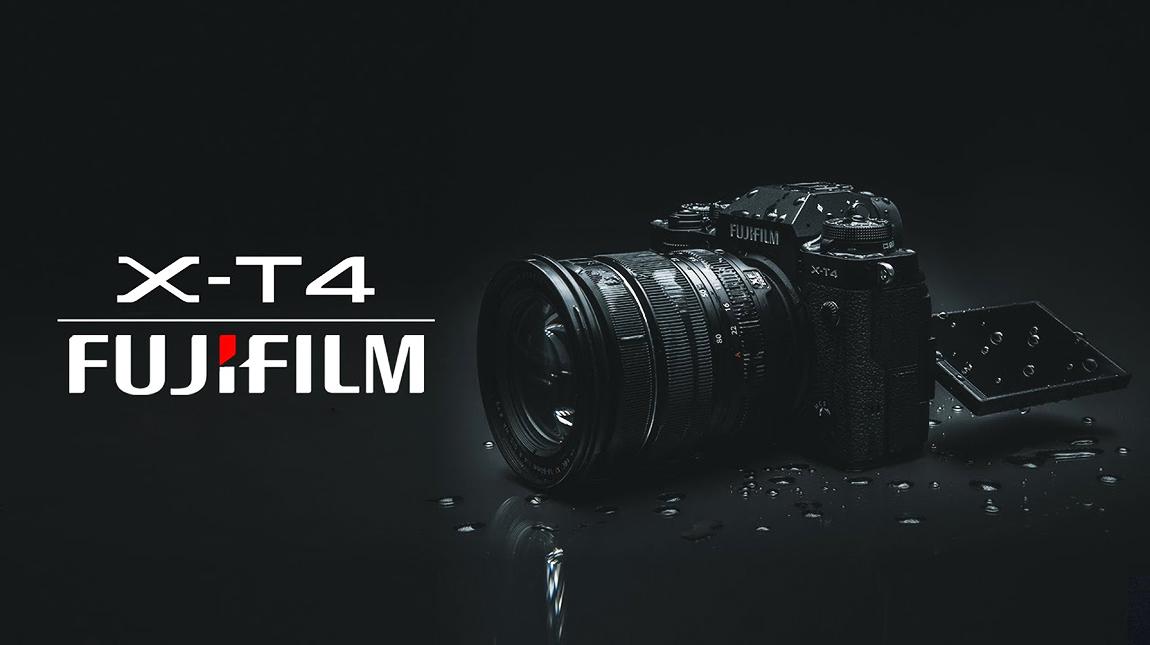الاعلان عن Fuji X-T4 كاميرا بتصوير 4K وبنظام تثبيت خماسي المحاور