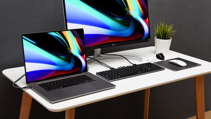 تعرف على Kolude KD-K1 Keyhub كيبورد وقارىء ذاكرة ومحطة اتصال USB