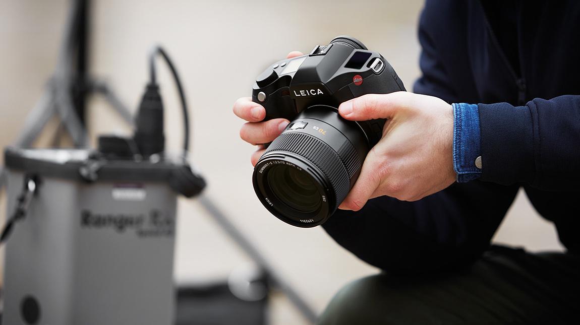 الاعلان عن Leica S3 كاميرا ميديوم فورمات بوضوح 64 ميجابيكسل وبتصوير فيديو 4K