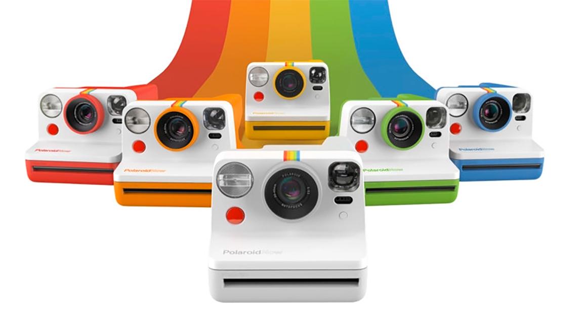 بولارويد تستعيد علامتها التجارية Polaroid وتطلق كاميرا Polaroid Now