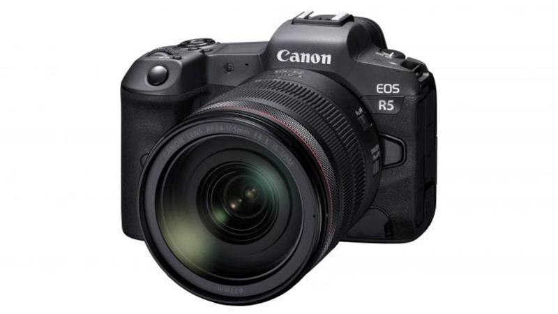 الإعلان عن مواصفات كاميرا كانون EOS R5 بتصوير فيديو 8K فل فريم