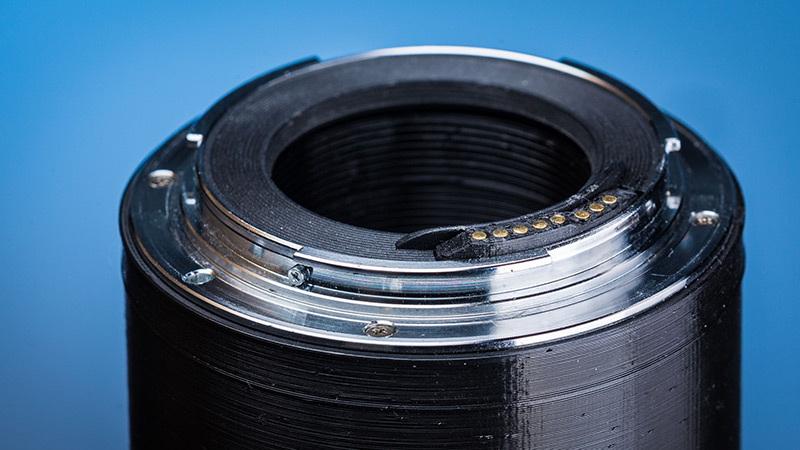 بالصور: مصور يبتكر طريقة تصوير الماكرو 5X عن طريق الطباعة ثلاثية الابعاد