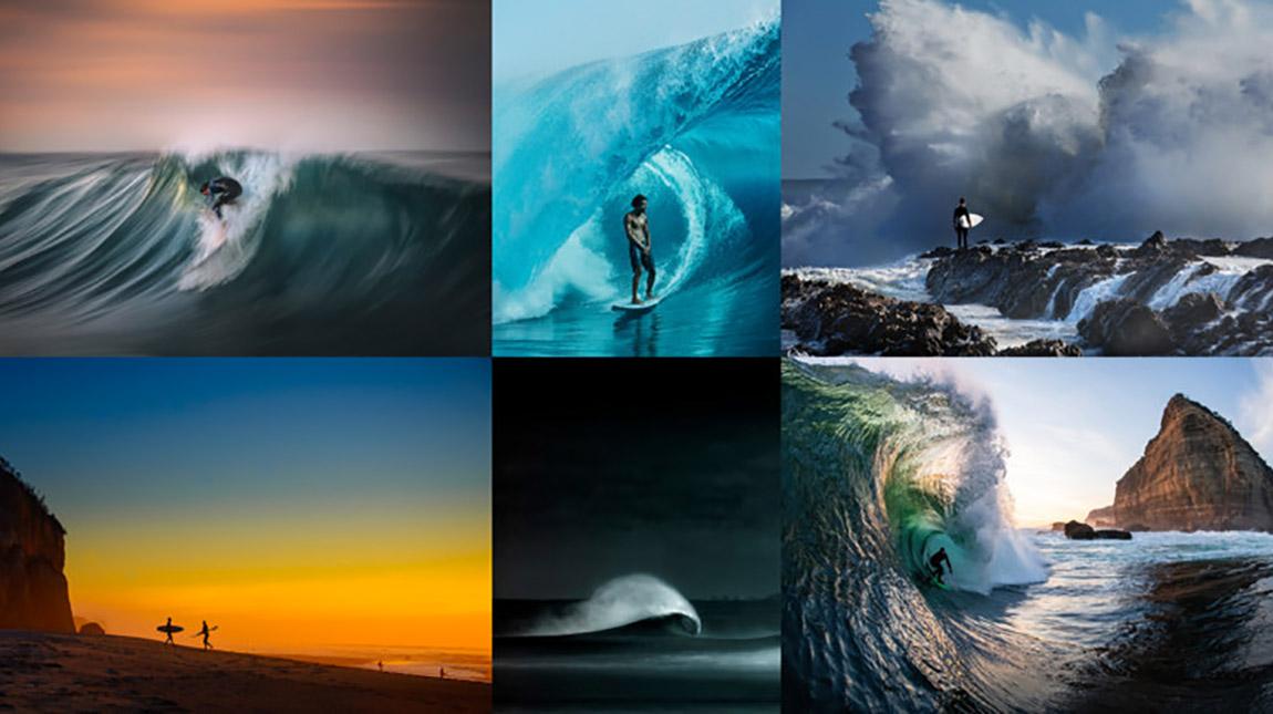 المتأهلين لمسابقة Nikon Surf Photo of the Year 2020 لركوب الأمواج