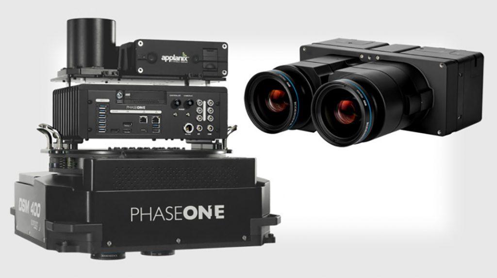 كاميرا Phase One 280MP Aerial Solution للتصوير الجوي بسعر 455 الف دولار
