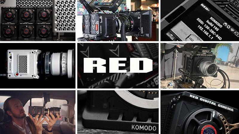 شاهد اللقطات الاولى التي تم تصويرها باستخدام كاميرا RED Komodo بدقة 6K