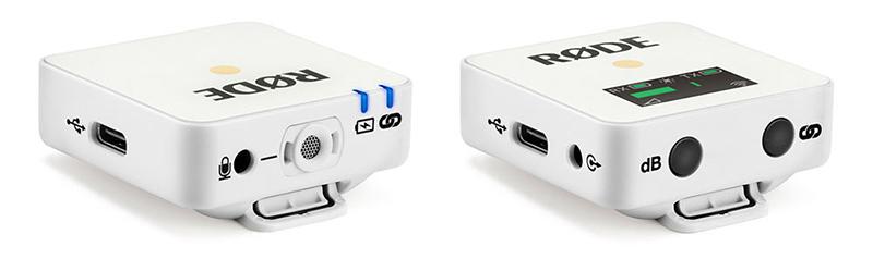 الاعلان عن Wireless GO White ميكروفون وايرليس من RODE لتصوير المقابلات وتدوين الفيديو