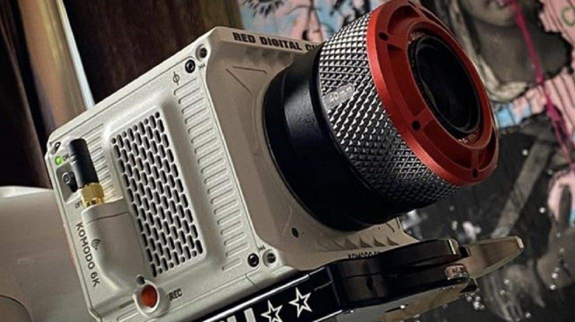 الاعلان عن مواصفات واسعار كاميرا RED Komodo للتصوير السينمائي بدقة 6K