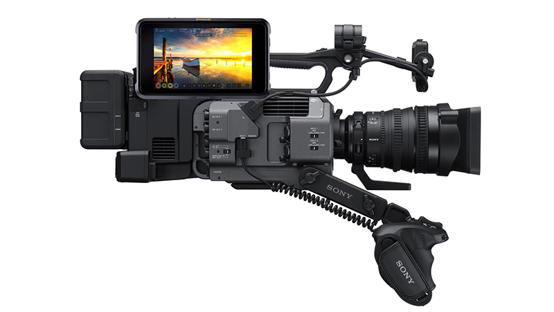 كاميرا Sony FX9 تحصل على تحديث برمجي لتصوير فيديو 4K RAW بعمق الوان 16 بت