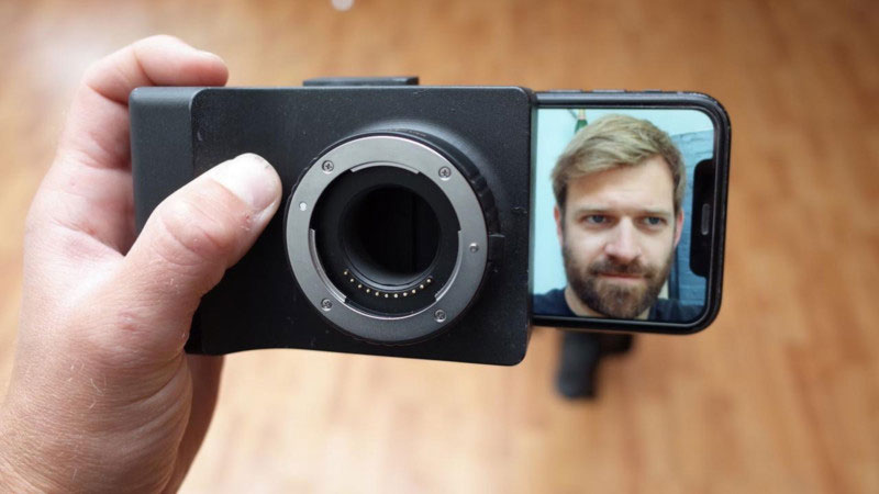Alice Camera كاميرا رقمية بتصوير 4k تعمل بواسطة الذكاء الاصطناعي
