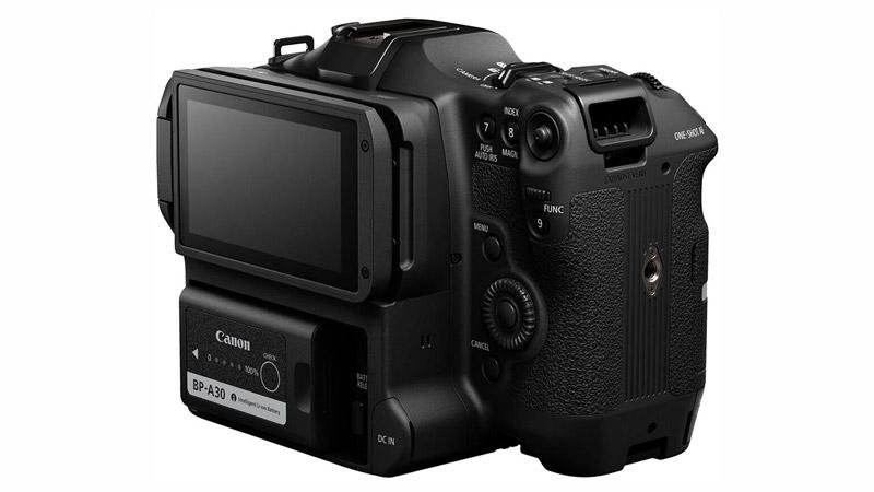Canon C70 كاميرا سينمائية بتصوير 4K و 16 درجة من النطاق الديناميكي