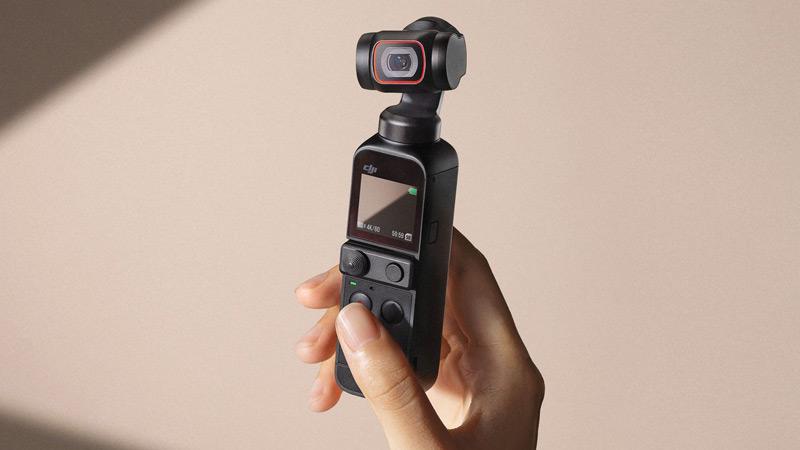 اطلاق DJI Pocket 2 بتصوير فيديو 4K وتصوير فوتوغرافي بدقة 64 ميجابكسل